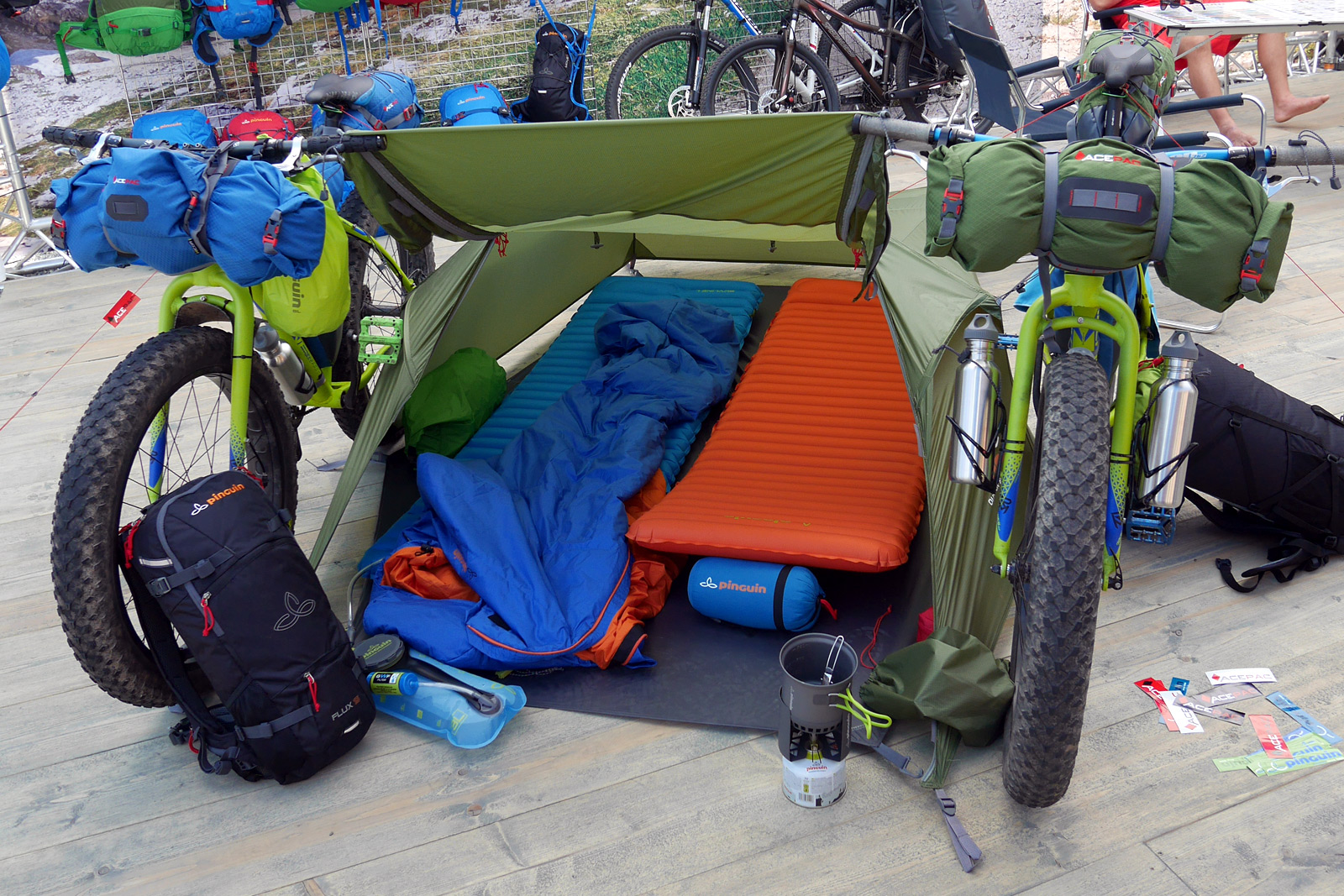 Pinguin-Outdoor_bike-camping-gear_AcePac-bike-bags_bivuac-tent-setup.jpg